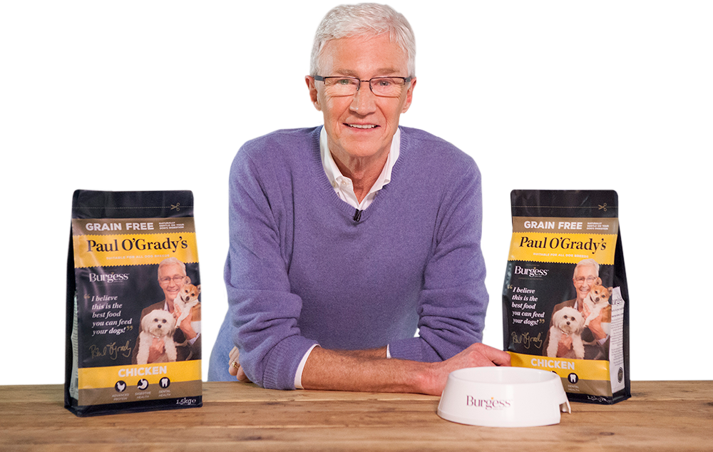 Paul O'Grady Dog Food - Grain Free Range